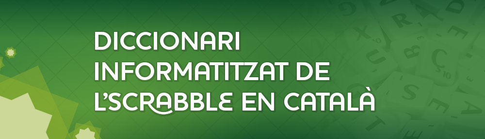 Diccionari Informatitzat de l'Scrabble en Català (DISC)